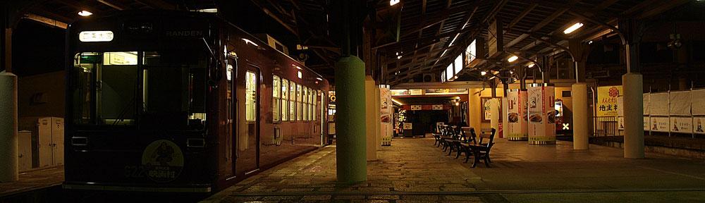 車庫うら留置線/ Backyard of Depot